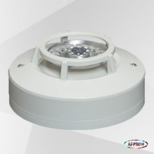 Appron Fixed Temperature Heat Detector HC-407A