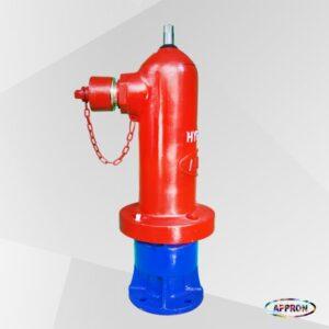 Hydrant Pillar APPRON One Way