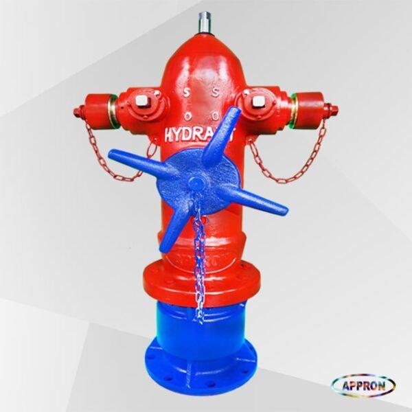 Hydrant Pillar APPRON Three Way