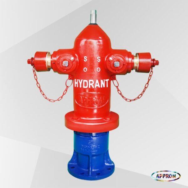 Hydrant Pillar Appron Two Way
