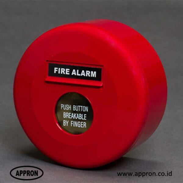 Manual Push Button Appron HC-1W