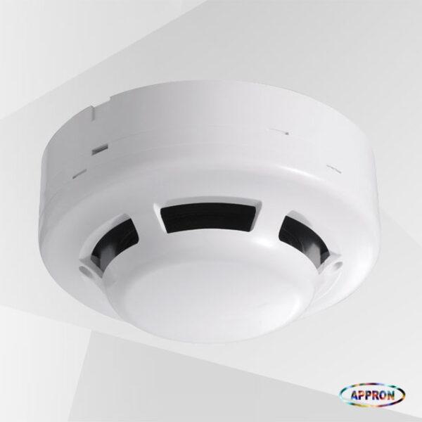 Photoelectric Smoke Detector Fire Alarm Appron MC-206