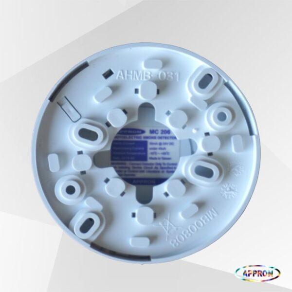 Photoelectric Smoke Detector Fire Alarm Appron MC 206_2
