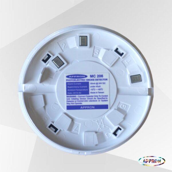 Photoelectric Smoke Detector Fire Alarm Appron MC 206_3