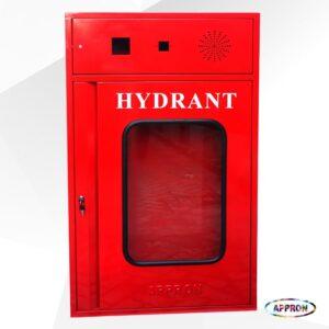 Hydrant Box Indoor APPRON Type B + Kaca dan Kunci
