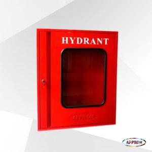 Hydrant Box Indoor Type A1 + Kaca dan Kunci