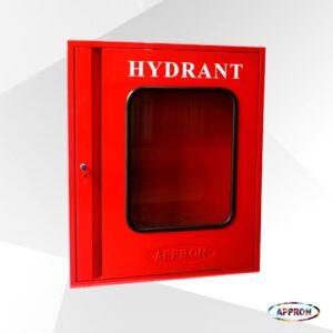 Hydrant Box Indoor Type A2 + Kaca dan Kunci