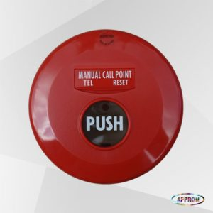 Manual Push Button MC 1W