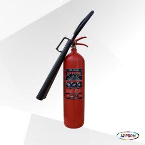 Alat Pemadam Api Portable Carbon Dioxide (CO2) AC-12 5Kg