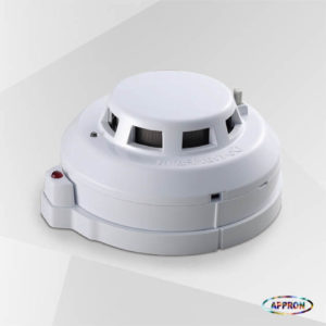 Combination Smoke and Heat Detector MC-408