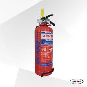 Alat Pemadam Api Portable ABC Dry Chemical Powder AP-10 P 1Kg