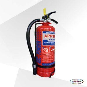 Alat Pemadam Api Portable ABC Dry Chemical Powder AP-20 P 2Kg