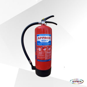 Alat Pemadam Api Portable ABC Dry Chemical Powder AP-45P 4,5Kg