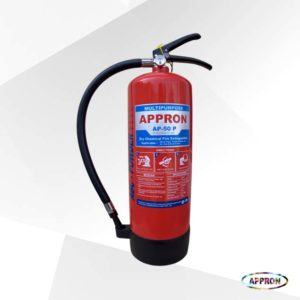Alat Pemadam Api Portable ABC Dry Chemical Powder AP-50 P 5Kg