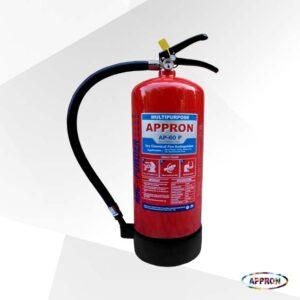 Alat Pemadam Api Portable ABC Dry Chemical Powder AP-60 P 6Kg