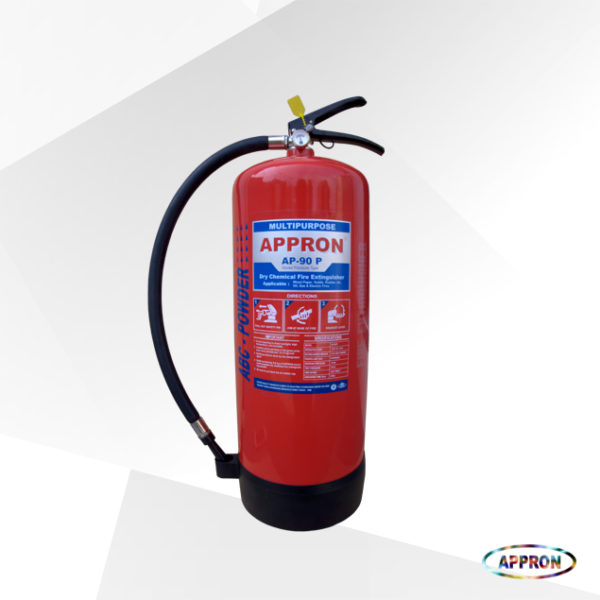 Alat Pemadam Api Portable ABC Dry Chemical Powder AP-90 P 9Kg