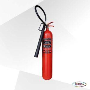 Alat Pemadam Api Portable Carbon Dioxide (CO2) AC-15 6,8Kg