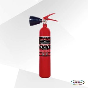 Alat Pemadam Api Portable Carbon Dioxide (CO2) AC-5 2Kg