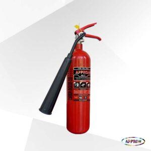 Alat Pemadam Api Portable Carbon Dioxide (CO2) AC-7 3Kg