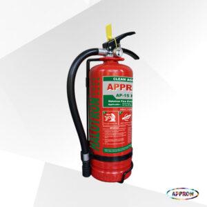 Alat Pemadam Api Portable Halotron Clean Agent AP 15HL 1,5Kg