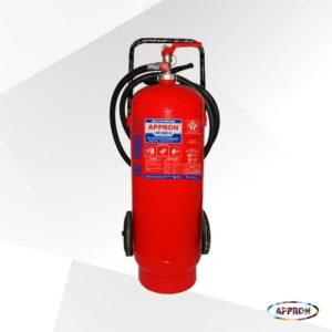 Alat Pemadam Api Trolley ABC Dry Chemical Powder AP-200 S 20Kg