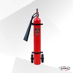 Alat Pemadam Api Trolley Carbon Dioxide (CO2) AC-20 9Kg