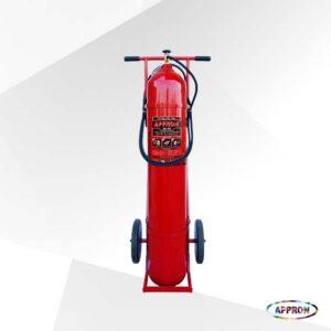 Alat Pemadam Api Trolley Carbon Dioxide (CO2) AC-50 23Kg