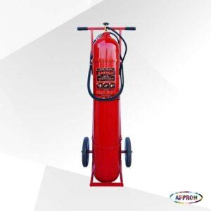 Alat Pemadam Api Trolley Carbon Dioxide (CO2) AC-70 45Kg