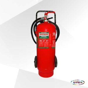 Alat Pemadam Api Trolley Halotron Clean Agent AP-250 HL 25Kg